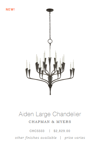 Aiden Large Chandelier